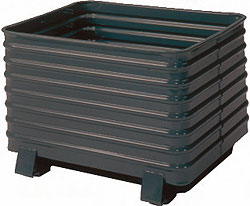 Metal Tote Boxes various sizes
